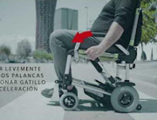Cómo conducir la silla eléctrica Zinger