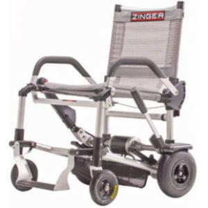 Silla de ruedas eléctrica Zinger Allroad
