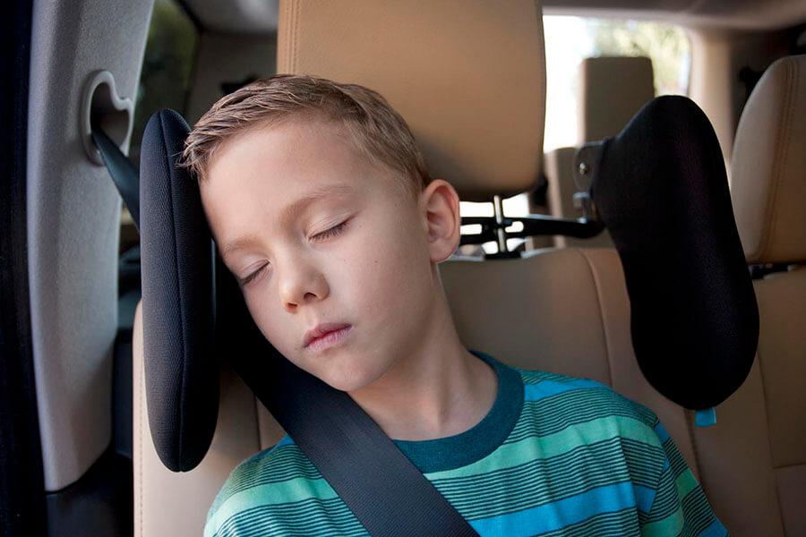 reposacabezas coche para niños Smart headrest
