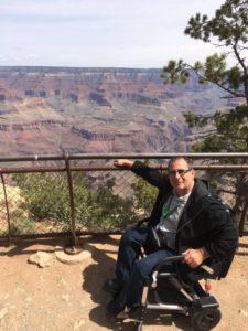 Viajando en USA con una silla Zinger