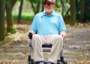 Accesorios silla de ruedas eléctrica Joytec