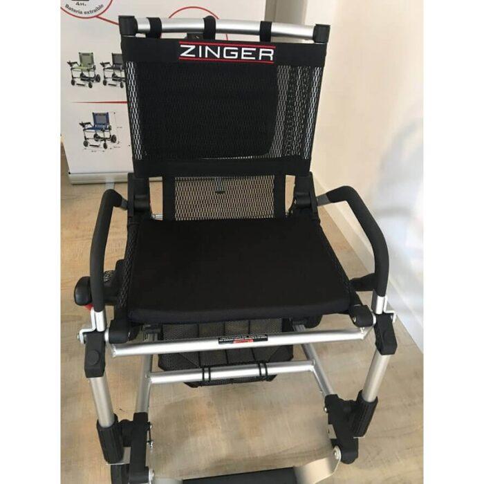Silla de ruedas eléctrica Zinger allroad de exposición