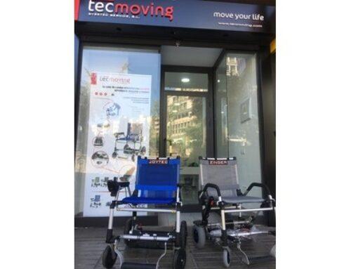 Descubre las sillas de ruedas eléctricas en Madrid más plegables y ligeras