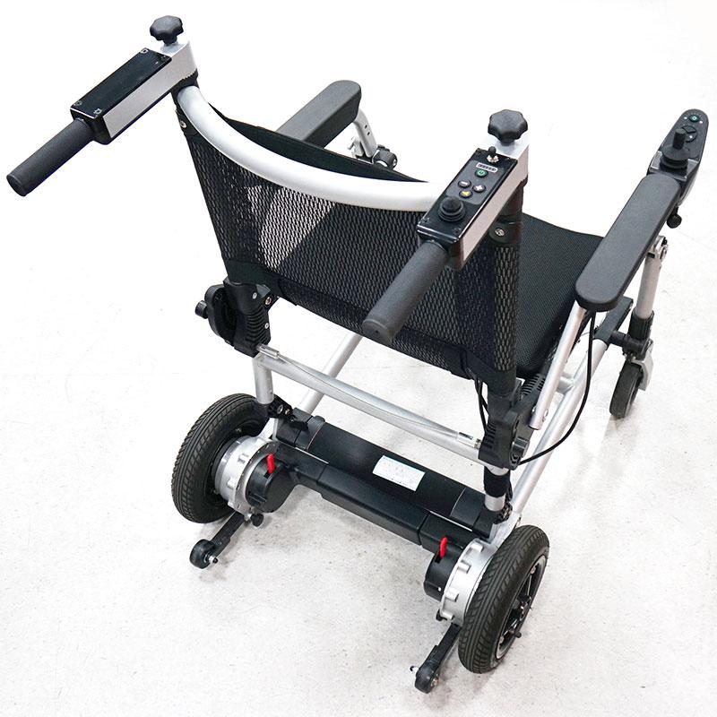 Kit andador trasero completo para silla Joytec