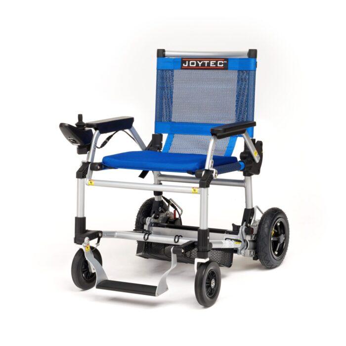 Silla de ruedas eléctrica plegable Joytec Pro