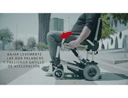 Tutorial: cómo conducir la silla eléctrica Zinger