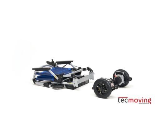 Tutorial: Cómo montar y desmontar la silla eléctrica Joytec Pro