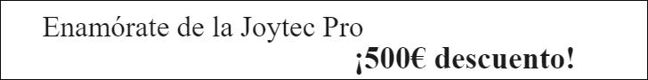 Oferta marzo Joytec Pro